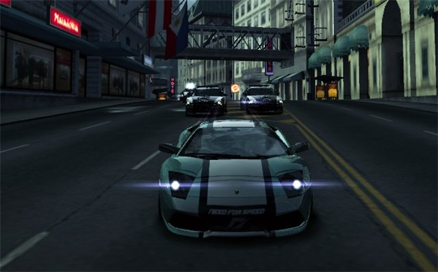 игры Need For Speed World